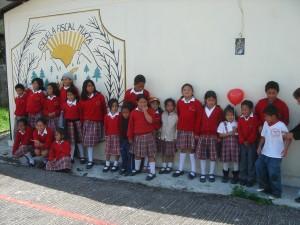 06school kids